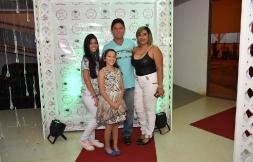 #tapetevermelho Iamar Rachel Freire (Bradesco de Irecê) e Paulo César (Bradesco de Souto Soares