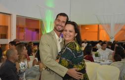 Ronise Dourado (Banco do Brasil de Irecê) #fimdeano #bancáriosirecêeregião #festa