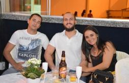 Samuel Reis (Banco do Brasil de Barra do Mendes) e Raimundo Almeida (Banco do Brasil de Jussara) #fimdeano #bancáriosirecêeregião #festa
