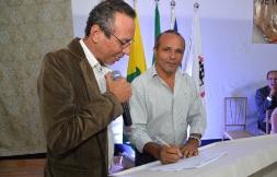 Posse da Diretoria - Triênio 2015/2018